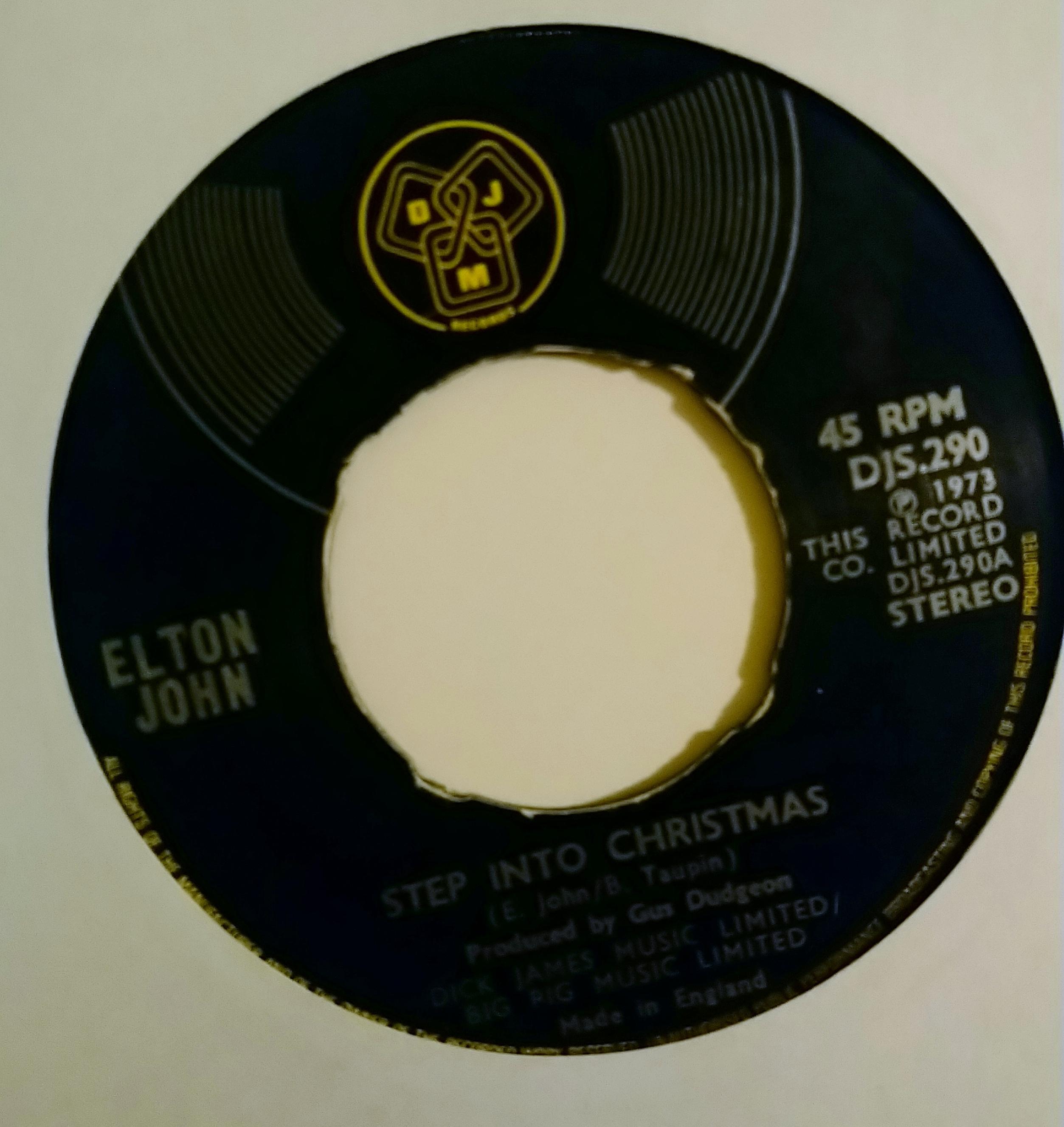 Step Into Christmas.Step Into Christmas 7 Single